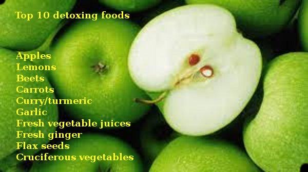 apples detox