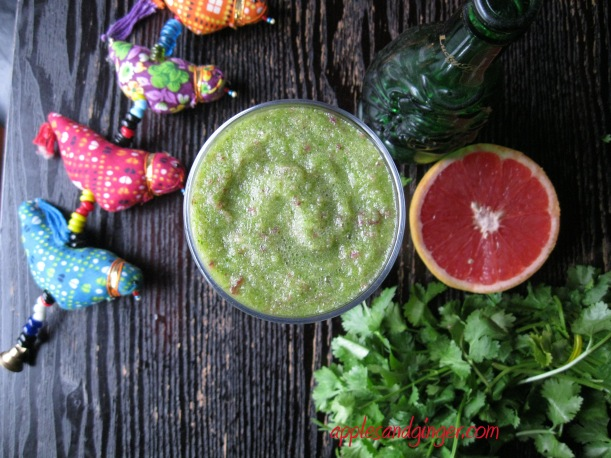 newyearcleansesmoothie